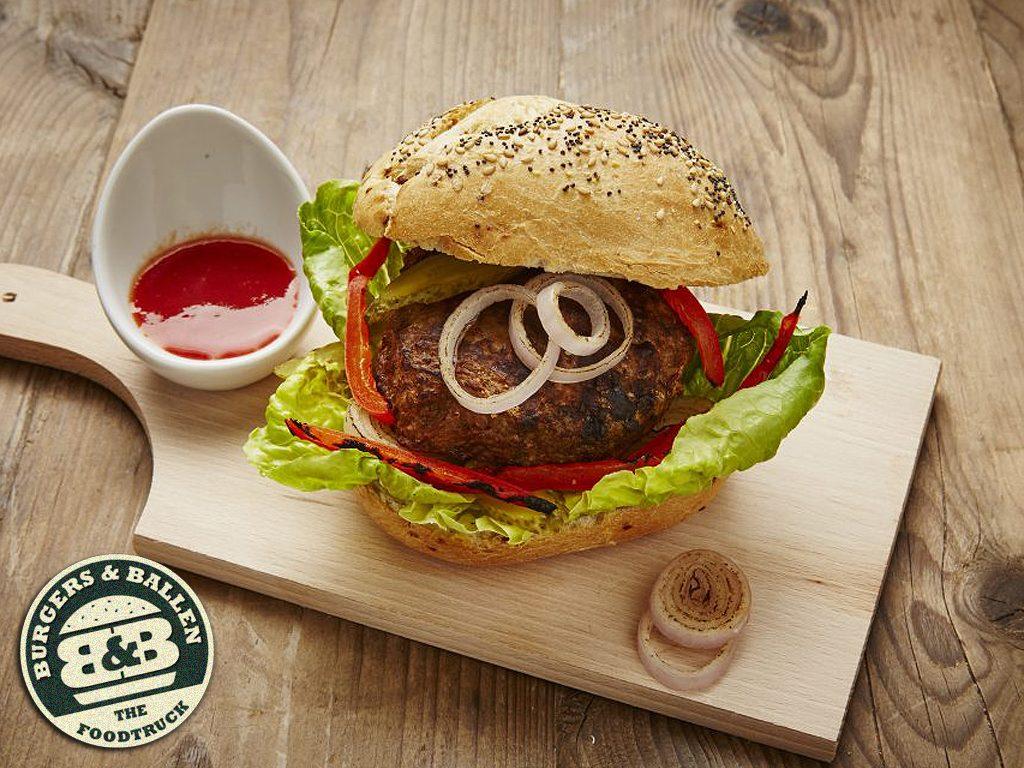 Burgers & Ballen